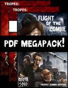 TZE000: TROPES: Zombie Edition PDF Megapack (FREE)