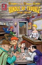KoDT: Bundle of Trouble vol. 13