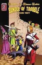 KoDT: Bundle of Trouble vol. 30