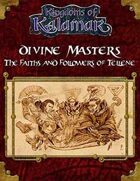 Divine Masters: The Faiths and Followers of Tellene