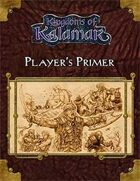 Kingdoms of Kalamar Player's Primer