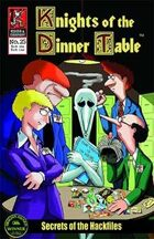 Knights of the Dinner Table #25
