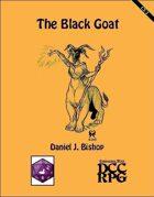 CE 2 - The Black Goat