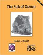 CE 3 - The Folk of Osmon