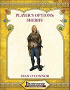 [PFRPG] Player\'s Options: The Sheriff