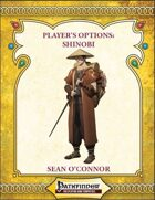 [PFRPG] Player's Options: The Shinobi