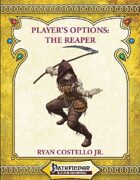 Player's Options: The Reaper