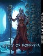 Drow of Porphyra - Karza, Children of the Loomqueen