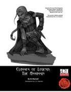 Lion's Den Press: Classes of Legend -- The Assassin