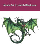 Stock Art: Jabberwocky