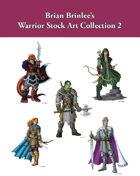 Brian Brinlee's Warrior Stock Art Collection 2