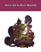 Stock Art: Zif Scrollmaster