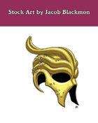 Stock Art: Aquatic Helmet