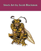 Stock Art: Yellowjacket Armor