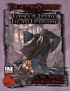 Lion's Den Press: The Iconic Bestiary -- Volume One