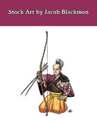 Stock Art: Zen Archer