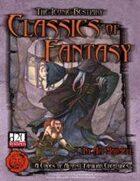 Lion's Den Press: The Iconic Bestiary -- Classics of Fantasy