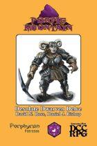 Purple Mountain II: Desolate Dwarven Delve (DCC)