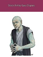 Stock Art: Avatar of Wisdom