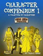 Character Compendium 1
