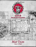 CotLR Map Tiles