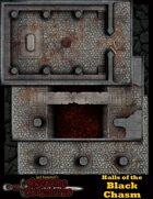 Jack Badashski's Awesome Adventures: Halls of the Black Chasm