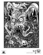 Stinky Goblin Stock Art: Creature 1