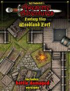 Jack Badashski's Awesome Adventures: Woodland Fort