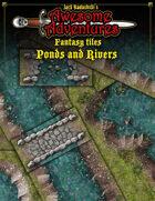 Jack Badashski's Awesome Adventures: Ponds and Rivers
