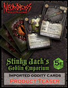 Stinky Jack's Goblin Emporium PWYW PREVIEW