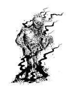 Stinky Goblin Stock Art: Molten 2
