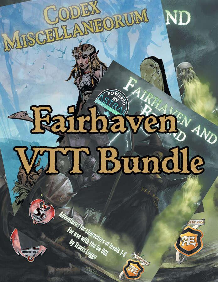 Fairhaven VTT Bundle