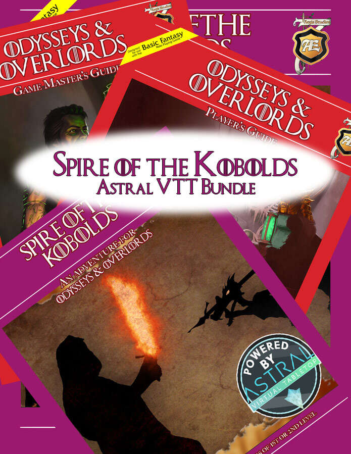 Spire of the Kobolds Astral Bundle