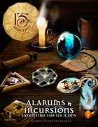 Alarums & Incursions: Downtime for Six Icons