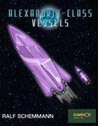 Alexandria-Class Vessel Deckplans