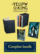 The Yellow King Complete [BUNDLE]