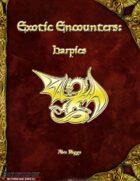 Exotic Encounters: Harpies