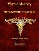 Mythic Mastery - The Mythic Balor