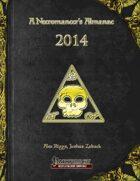 A Necromancer's Almanac: 2014