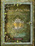 Magic of the Mire - Lizardfolk Spells