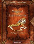 Weekly Wonders - Magical Instruments