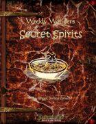 Weekly Wonders - Secret Spirits