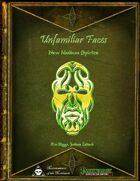 Unfamiliar Faces: New Medium Spirits