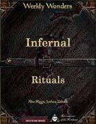 Weekly Wonders - Infernal Rituals