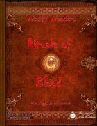 Weekly Wonders - Rituals of Blood
