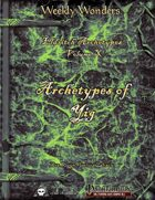 Weekly Wonders - Eldritch Archetypes Volume X - Archetypes of Yig
