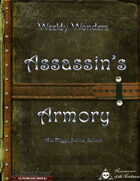 Weekly Wonders - Assassin's Armory