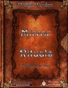 Weekly Wonders - Mirror Rituals