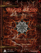 Wages of Sin: Corruptions for the Seven Deadly Sins