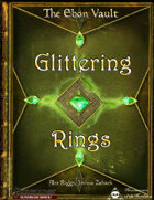 The Ebon Vault: Glittering Rings